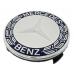 Mercedes 75mm kék felni kupak 4db