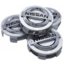 Nissan 60mm felni kupak 4db