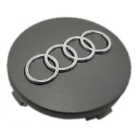 Audi 60mm ezüst felni kupak 1db