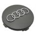 Audi 60mm ezüst felni kupak 4db