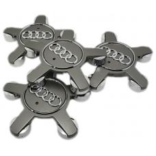 Audi csillag felni és csavar kupak 4db