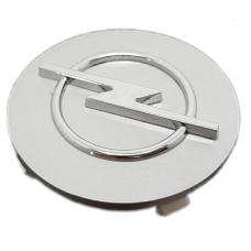 Opel 65mm ezüst felni kupak 1db