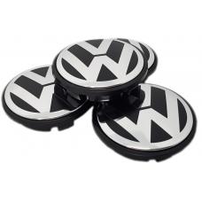 Volkswagen 76 mm felni kupak 4db
